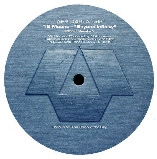 Cover 12 Moons - Beyond Infinity / Smell Of Spräck (12) Schallplatten Ankauf