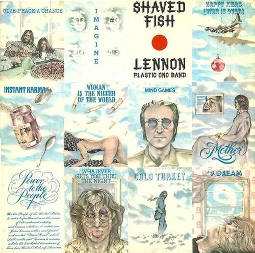 Bild Lennon* / Plastic Ono Band* - Shaved Fish (LP, Comp) Schallplatten Ankauf
