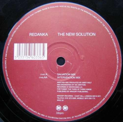 Bild Redanka - The New Solution (12) Schallplatten Ankauf