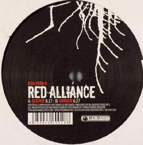 Bild Red Alliance - Deeper / Harder (12) Schallplatten Ankauf