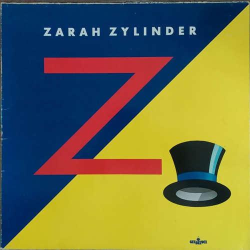 Cover zu Zarah Zylinder - Zarah Zylinder (LP, Album) Schallplatten Ankauf