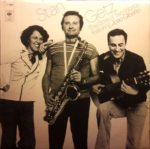 Cover Stan Getz Featuring Joao Gilberto* - The Best Of Two Worlds (LP, Album) Schallplatten Ankauf