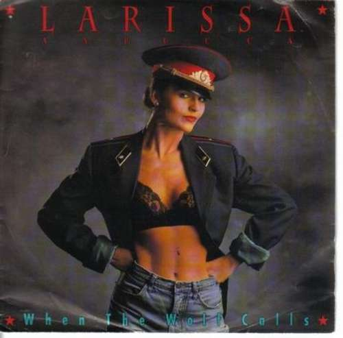 Bild Larissa Aapucca - When The Wolf Calls (7, Single) Schallplatten Ankauf