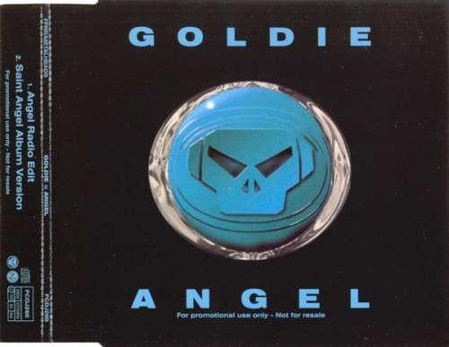 Bild Goldie - Angel (CD, Single, Promo) Schallplatten Ankauf