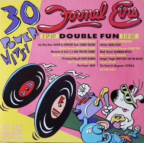 Cover Various - Formel Eins - Double Fun (2xLP, Comp) Schallplatten Ankauf