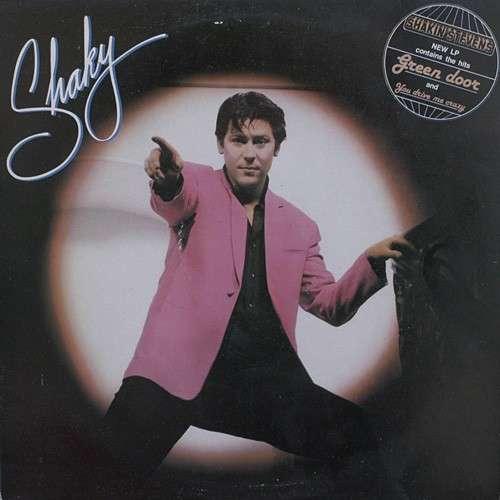 Bild Shakin' Stevens - Shaky (LP, Album) Schallplatten Ankauf