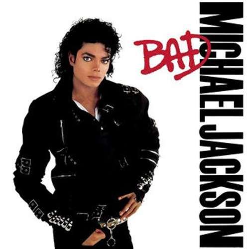 Cover Michael Jackson - Bad (LP, Album, RP, Sti) Schallplatten Ankauf