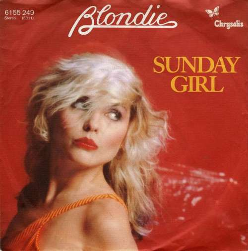 Bild Blondie - Sunday Girl (7, Single) Schallplatten Ankauf
