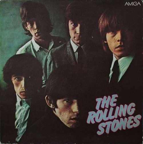 Cover The Rolling Stones - The Rolling Stones (LP, Comp, Red) Schallplatten Ankauf