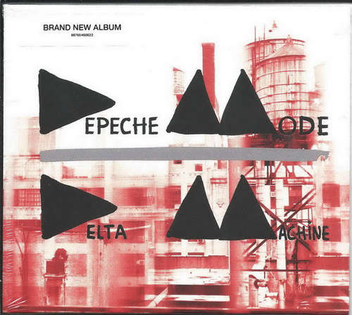 Cover Depeche Mode - Delta Machine (CD, Album) Schallplatten Ankauf