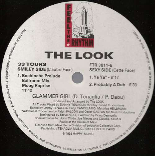 Bild The Look - Glammer Girl (12, Maxi) Schallplatten Ankauf