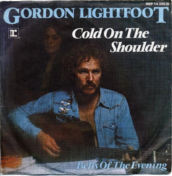 Bild Gordon Lightfoot - Cold On The Shoulder (7, Single) Schallplatten Ankauf