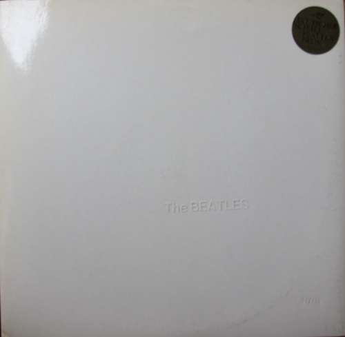 Cover The Beatles - The Beatles (2xLP, Album, Num, RE) Schallplatten Ankauf
