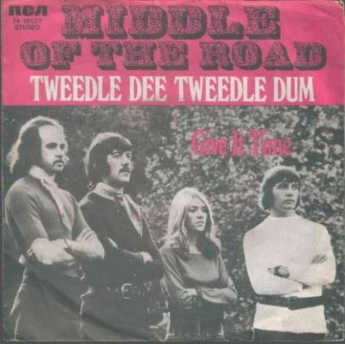 Bild Middle Of The Road - Tweedle Dee Tweedle Dum (7, Single) Schallplatten Ankauf