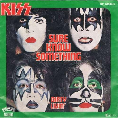 Bild Kiss - Sure Know Something (7, Single) Schallplatten Ankauf
