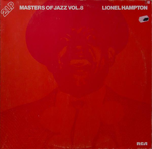 Cover Lionel Hampton - Masters Of Jazz Vol. 8 (2xLP, Comp, Mon) Schallplatten Ankauf