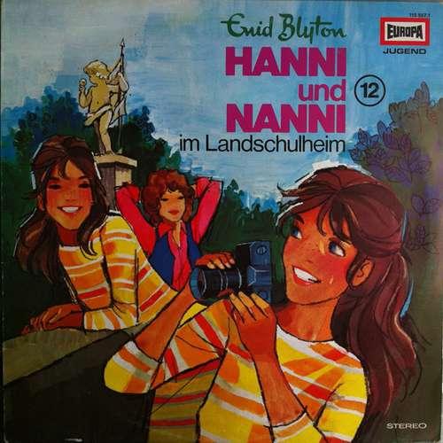 Bild Enid Blyton - Hanni Und Nanni Im Landschulheim (LP, RE) Schallplatten Ankauf
