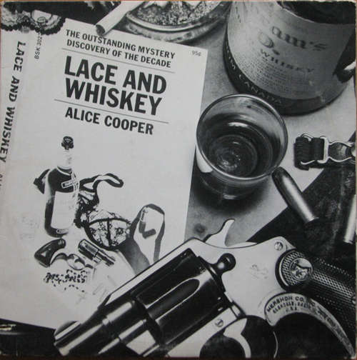 Bild Alice Cooper (2) - Lace And Whiskey (LP, Album, Jac) Schallplatten Ankauf