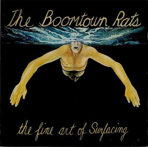 Cover The Boomtown Rats - The Fine Art Of Surfacing (LP, Album, RE) Schallplatten Ankauf
