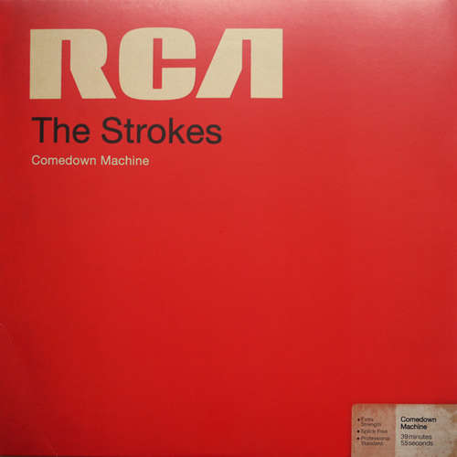 Bild The Strokes - Comedown Machine (LP, Album, 180) Schallplatten Ankauf
