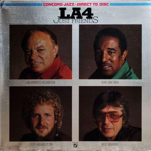 Cover Just Friends Schallplatten Ankauf