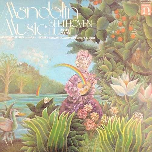 Bild Beethoven*, Hummel* - Mandolin Music (LP, Album) Schallplatten Ankauf
