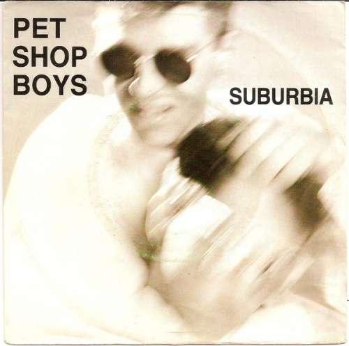 Cover Pet Shop Boys - Suburbia (7, Single) Schallplatten Ankauf