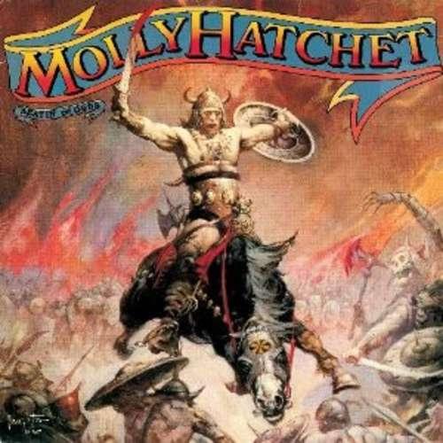 Bild Molly Hatchet - Beatin' The Odds (LP, Album, RE) Schallplatten Ankauf