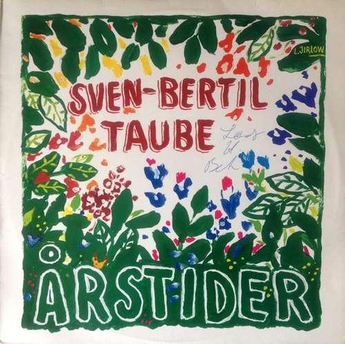 Cover zu Sven-Bertil Taube - Årstider (LP, Album) Schallplatten Ankauf