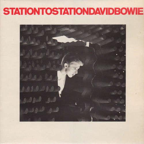 Cover David Bowie - Station To Station (LP, Album) Schallplatten Ankauf