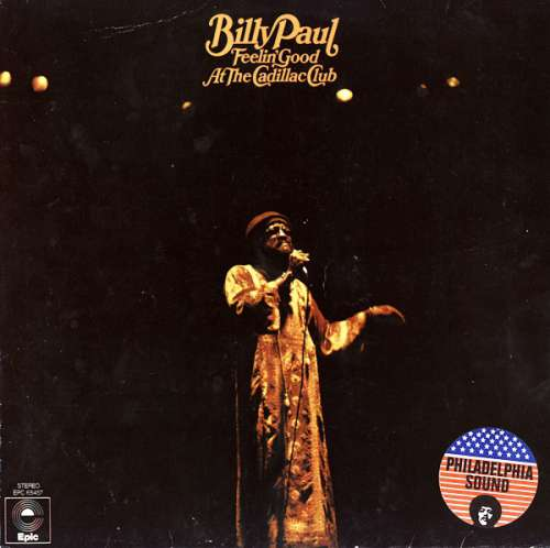 Cover Billy Paul - Feelin' Good At The Cadillac Club (LP, Album) Schallplatten Ankauf