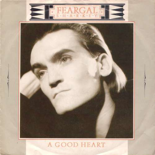 Bild Feargal Sharkey - A Good Heart (7, Single) Schallplatten Ankauf
