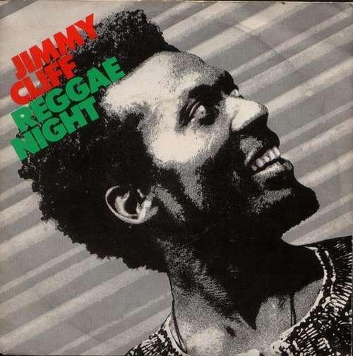 Cover Jimmy Cliff - Reggae Night (7, Single) Schallplatten Ankauf