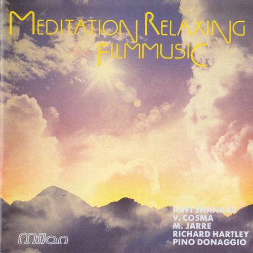 Cover Various - Meditation Relaxing Filmmusic (LP, Comp) Schallplatten Ankauf