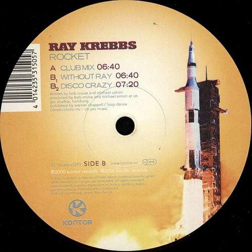 Bild Ray Krebbs - Rocket (12) Schallplatten Ankauf