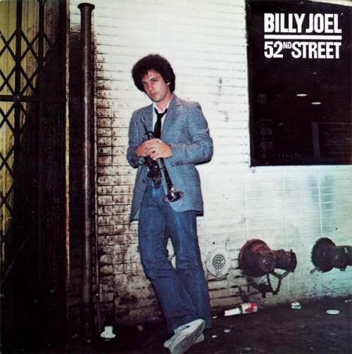 Cover zu Billy Joel - 52nd Street (LP, Album) Schallplatten Ankauf