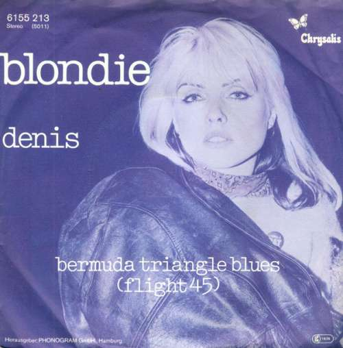 Bild Blondie - Denis (7, Single, Gre) Schallplatten Ankauf