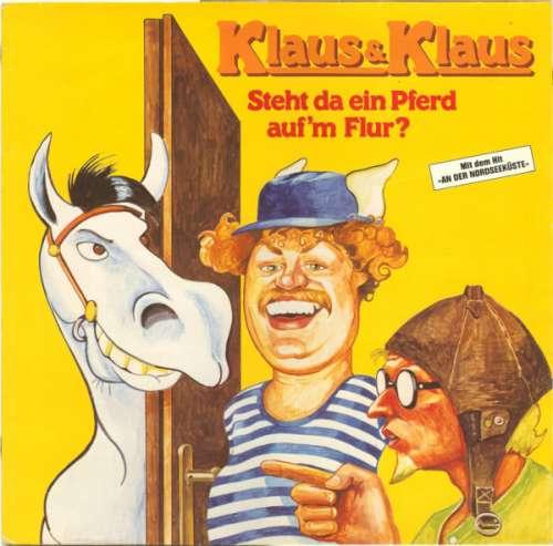 Bild Klaus & Klaus - Steht Da Ein Pferd Auf'm Flur? (LP, Album) Schallplatten Ankauf