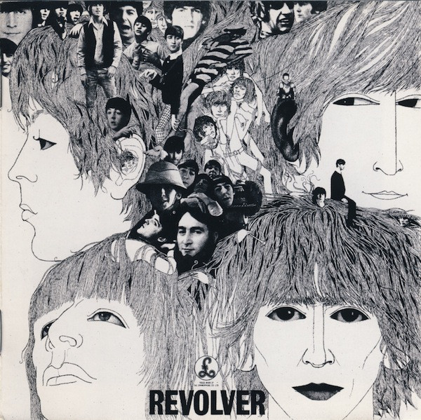 Cover The Beatles - Revolver (CD, Album, RE) Schallplatten Ankauf