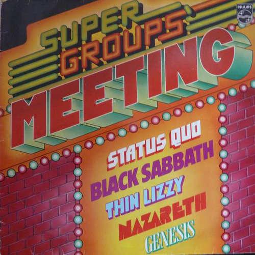 Bild Various - Super Groups' Meeting (LP, Comp, Club) Schallplatten Ankauf