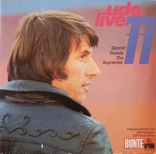 Bild Udo Jürgens - Udo Live 77 (2xLP, Album) Schallplatten Ankauf