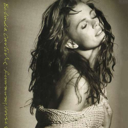 Cover Belinda Carlisle - Runaway Horses (LP, Album) Schallplatten Ankauf