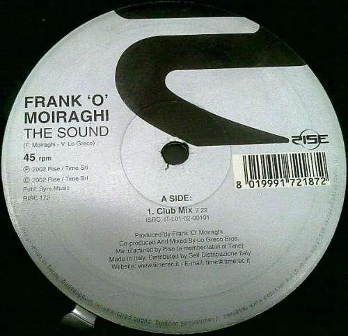 Bild Frank 'O Moiraghi - The Sound (12) Schallplatten Ankauf