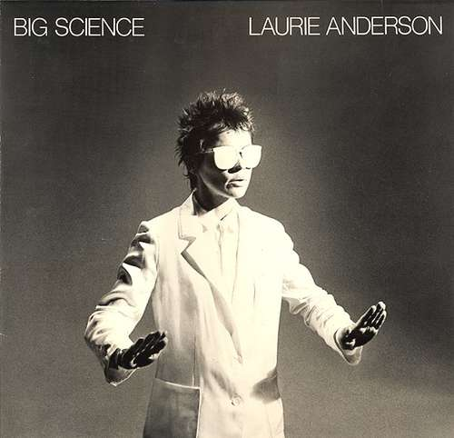 Cover Laurie Anderson - Big Science (LP, Album) Schallplatten Ankauf