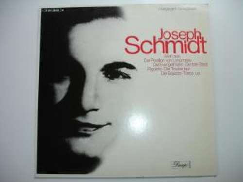 Bild Joseph Schmidt - Arien (LP, Comp, Mono) Schallplatten Ankauf