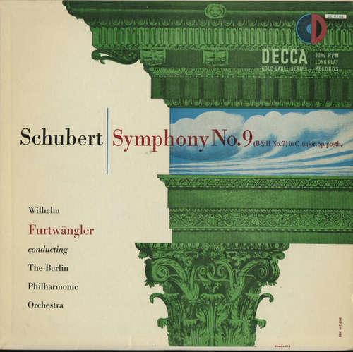 Bild Wilhelm Furtwängler Conducting The Berlin Philharmonic Orchestra* - Schubert* - Symphony No. 9 (LP, RE) Schallplatten Ankauf