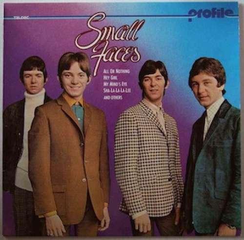 Bild Small Faces - Profile (LP, Comp) Schallplatten Ankauf