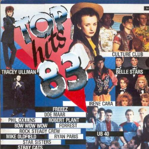 Cover zu Various - Top Hits 83 (2xLP, Comp, Gat) Schallplatten Ankauf