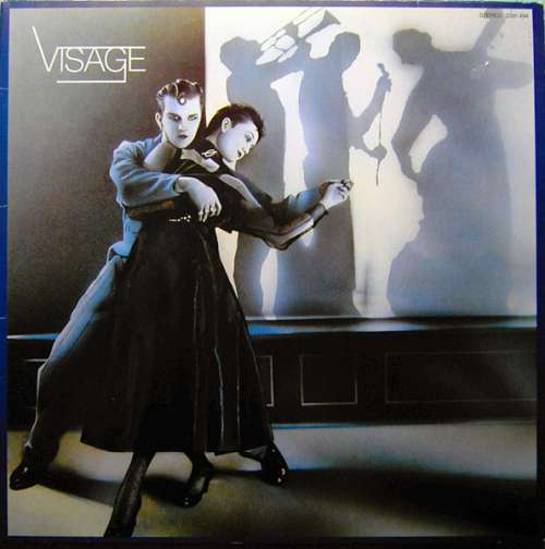 Cover Visage - Visage (LP, Album) Schallplatten Ankauf