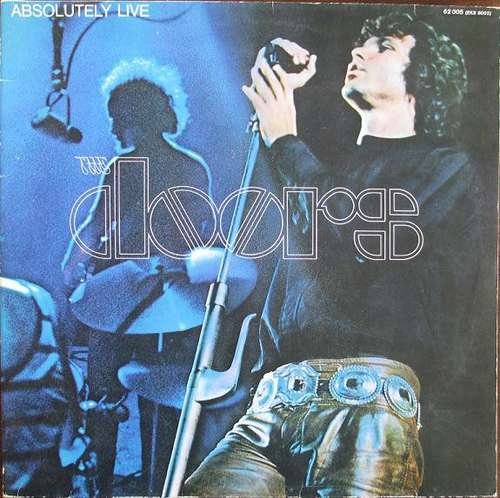 Bild The Doors - Absolutely Live (2xLP, Album, M/Print, RE) Schallplatten Ankauf